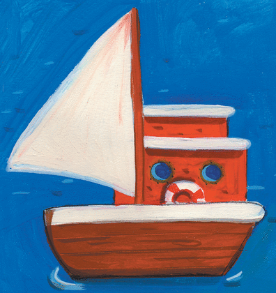 Maman les p'tits bateaux - illustration 8