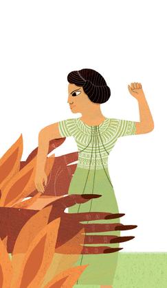 Perséphone ou la naissance des saisons - illustration 5