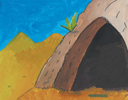 Histoire de l'ogre et de la belle femme - illustration 4