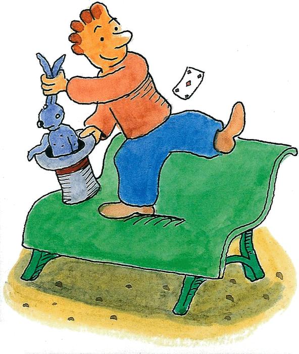 Jojo la magie - illustration 5