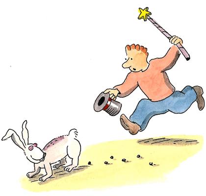Jojo la magie - illustration 19