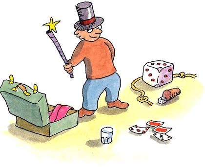 Jojo la magie - illustration 20