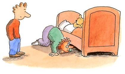 Jojo sans peur - illustration 1