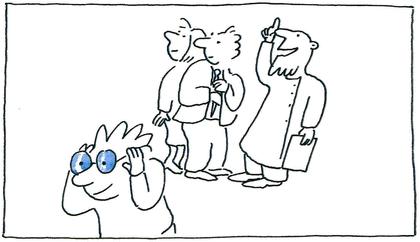 Les idées bleues de Jojo - illustration 7