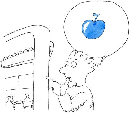 Les idées bleues de Jojo - illustration 1