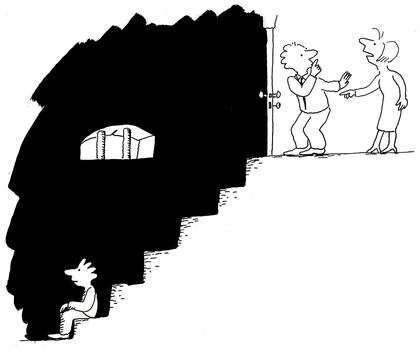 Les idées bleues de Jojo - illustration 2