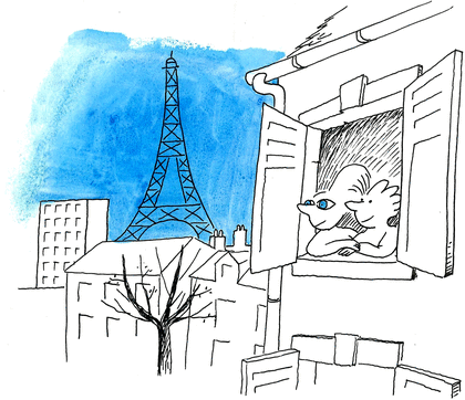 Les idées bleues de Jojo - illustration 3