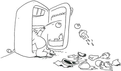 Les idées bleues de Jojo - illustration 8