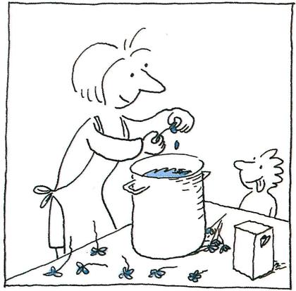 Les idées bleues de Jojo - illustration 12
