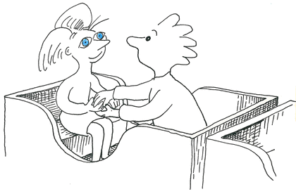 Les idées bleues de Jojo - illustration 15