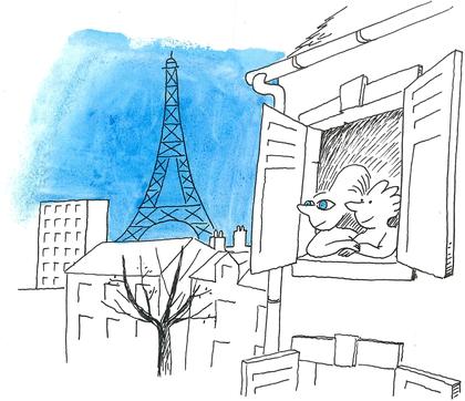 Les idées bleues de Jojo - illustration 16