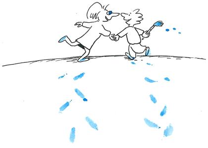 Les idées bleues de Jojo - illustration 17
