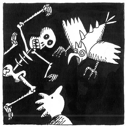 Les idées bleues de Jojo - illustration 19