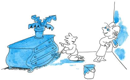 Les idées bleues de Jojo - illustration 20