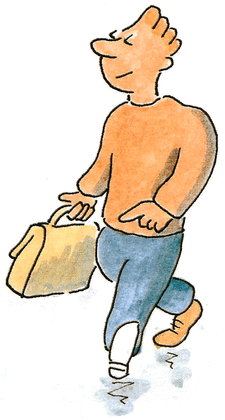 Jojo et la couleur des odeurs - illustration 4
