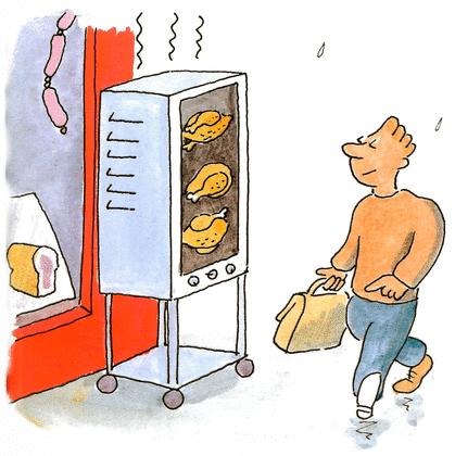 Jojo et la couleur des odeurs - illustration 8