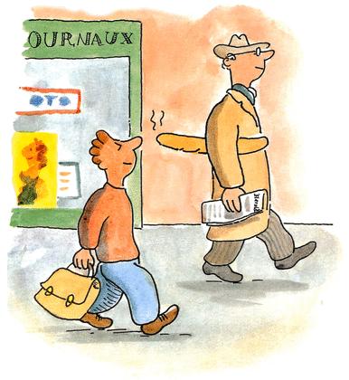 Jojo et la couleur des odeurs - illustration 9