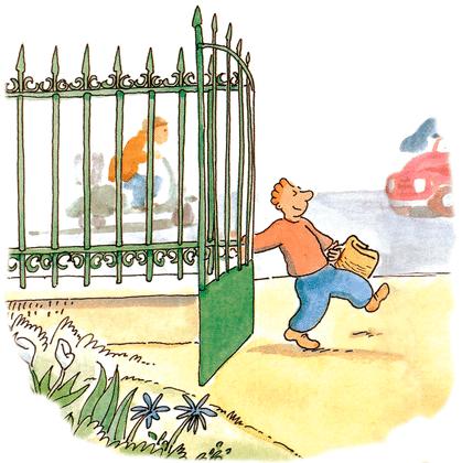 Jojo et la couleur des odeurs - illustration 11
