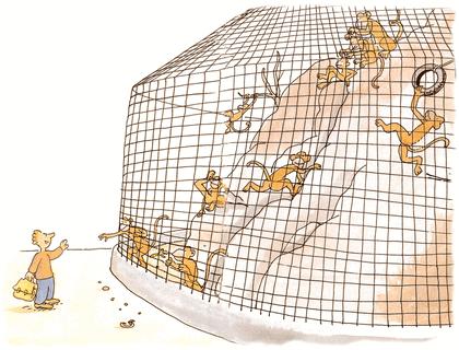 Jojo et la couleur des odeurs - illustration 12
