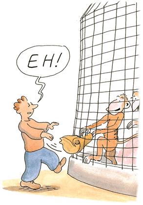 Jojo et la couleur des odeurs - illustration 13