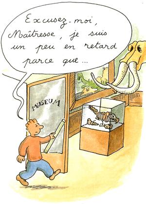 Jojo et la couleur des odeurs - illustration 15