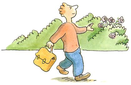 Jojo et la couleur des odeurs - illustration 20