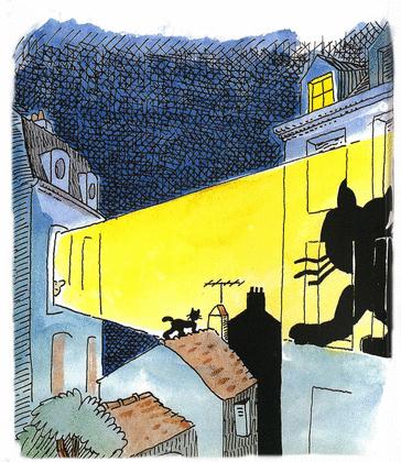 Jojo oiseau de nuit - illustration 2