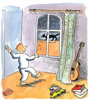 Jojo oiseau de nuit - illustration 13