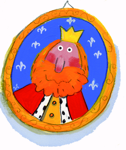 Old King Cole - illustration 2