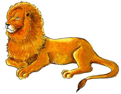 La Lionne et l'Hyène - illustration 4