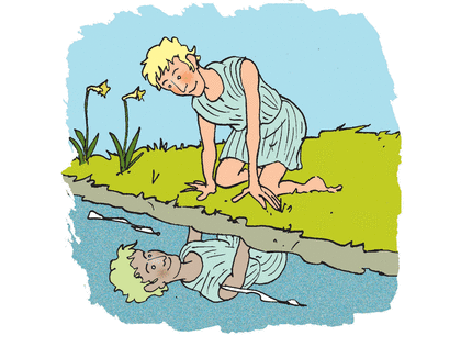 Narcisse et Écho - illustration 4
