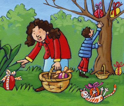 Pâques - illustration 6