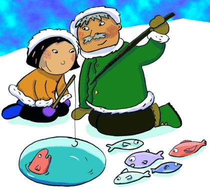 L'orphelin aveugle ou la légende du narval - illustration 5