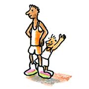 The strange man - illustration 3