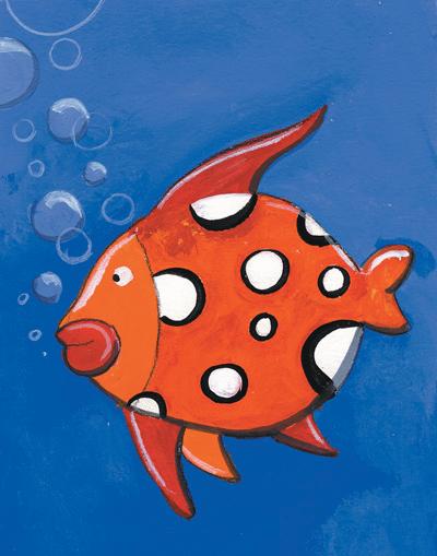 Les petits poissons - illustration 5