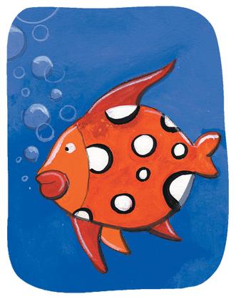 Les petits poissons - illustration 11