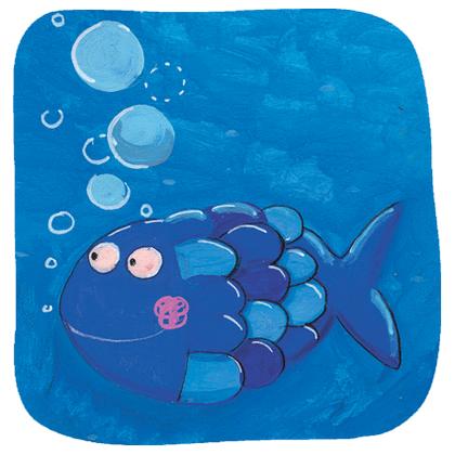 Les petits poissons - illustration 10
