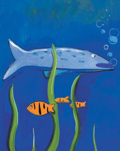 Les petits poissons - illustration 4