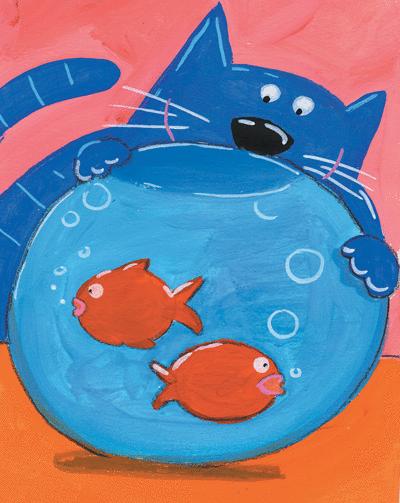 Les petits poissons - illustration 3