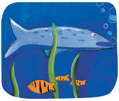 Les petits poissons - illustration 7