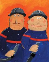 Au feu les pompiers ! - illustration 4