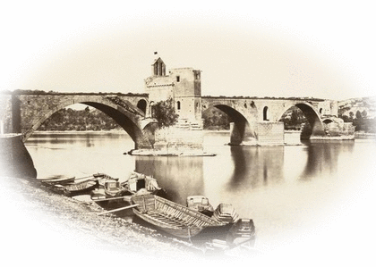 Sur le pont d'Avignon - illustration 6