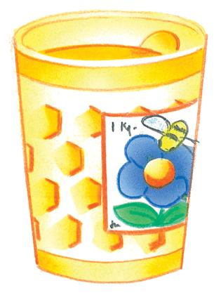 Les abeilles - illustration 14