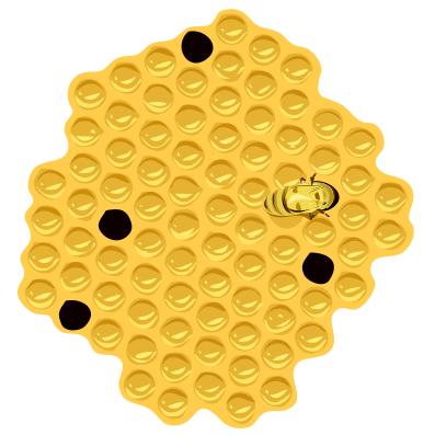Les abeilles - illustration 12
