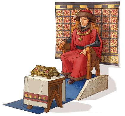Le château fort - illustration 11