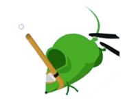 Une souris verte - illustration 4